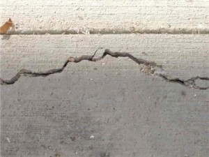 Prevent Concrete Crack
